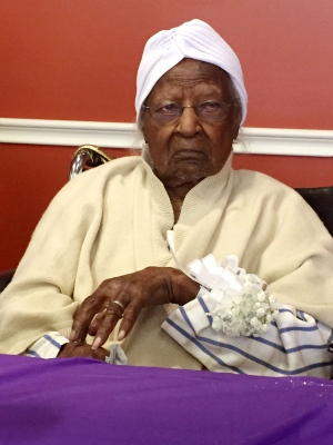 World's oldest living person celebrates her 116th birthday