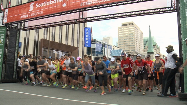 Ottawa Race Weekend 2015