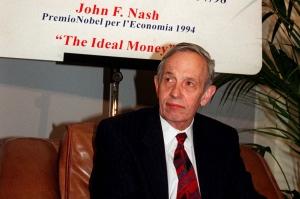 John Nash: A life of great struggle and stunning success
