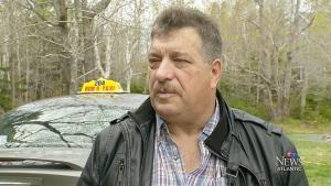 Halifax cab driver says he unwittingly drove man on crime spree