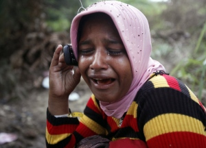 170 kids on their own, among desperate migrants to arrive in Indonesia