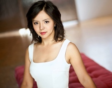 Miss World Canada 2015 Anastasia Lin