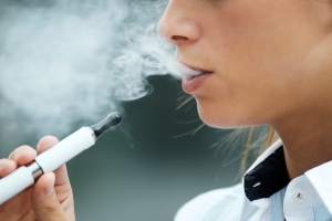E-cigarettes are growing in popularity (diego_cervo/istock.com)