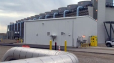 natural gas fuelled power plant, Shepard Energy Ce