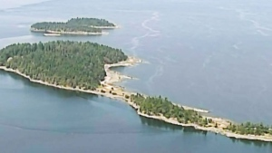 CTV Vancouver: For sale: Inexpensive B.C. islands