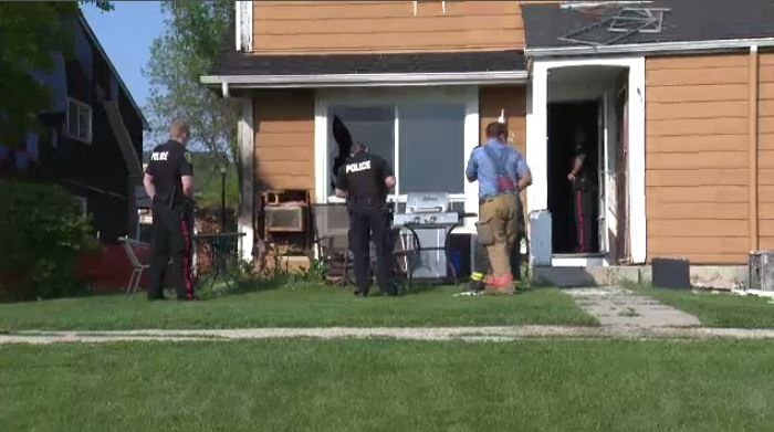 Air Conditioner Blamed For Townhouse Fire Ctv News Winnipeg