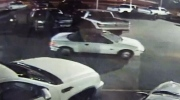 Dealership bumper car rampage