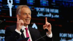 Tony Blair resigning as Quartet Mideast envoy after 8 years