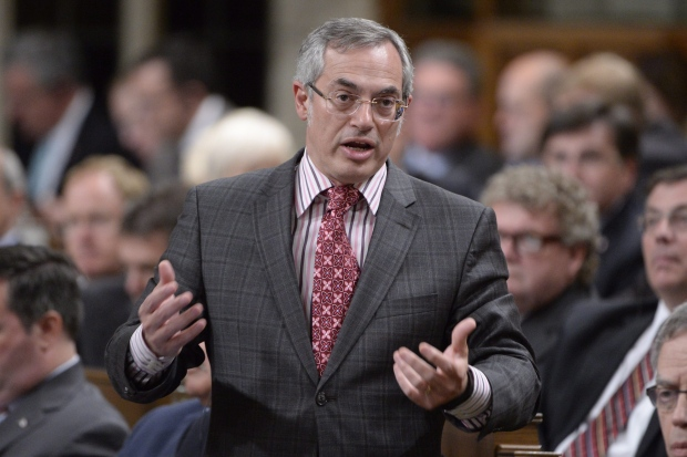 Tony Clement - May 26, 2015