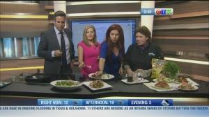 Chef Lynn takes on Tabbouleh