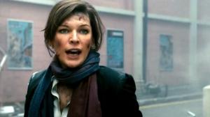 Milla Jovovich in a scene from Nu Image Films' 'Survivor.'