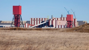 PotashCorp's Rocanville potash plant (The Canadian Press/Troy Fleece).