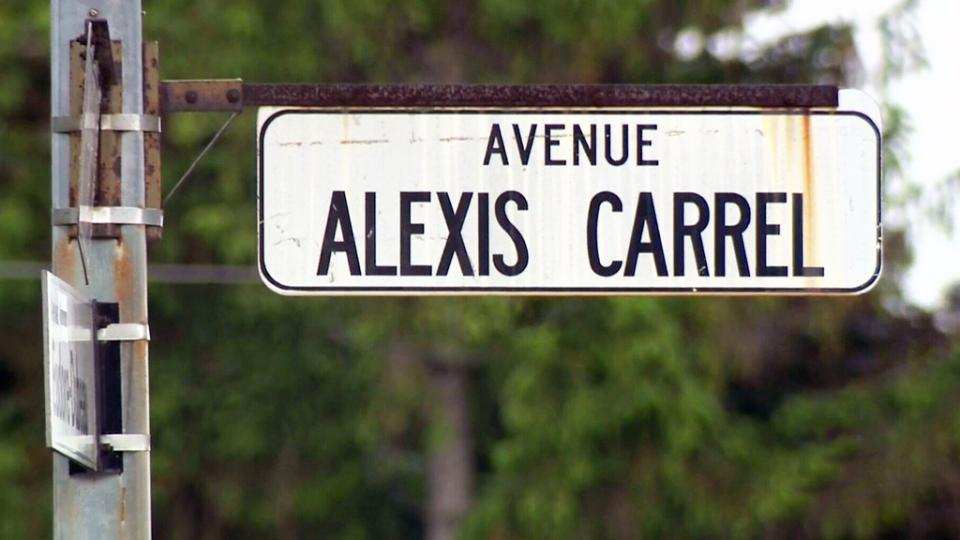Montreal Street Names Alexis Carrel Street Name
