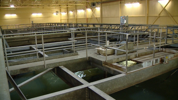 Buffalo Pound Water Treatment Plant
