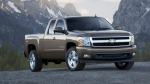 The 2007 Chevrolet Silverado LTZ Extended Cab is shown in this photo from General Motors.