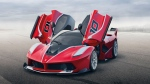 The Ferrari FXX K will be performing at this year's Goodwood Festival of Speed. (Photo from Ferrari North Europe)