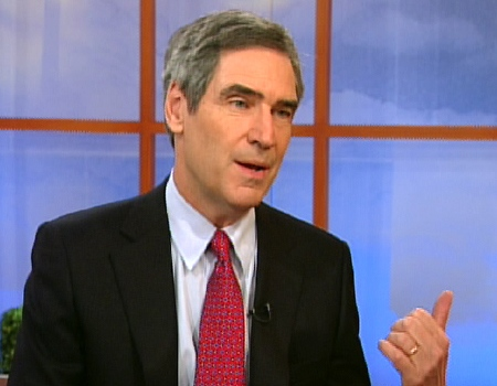 Deputy Liberal Leader Michael Ignatieff speaks on CTV's Canada AM, Friday, Oct. 31, 2008.