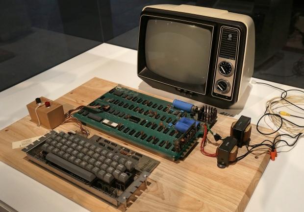 Apple Generation 1 Computer Apple 1 Computer