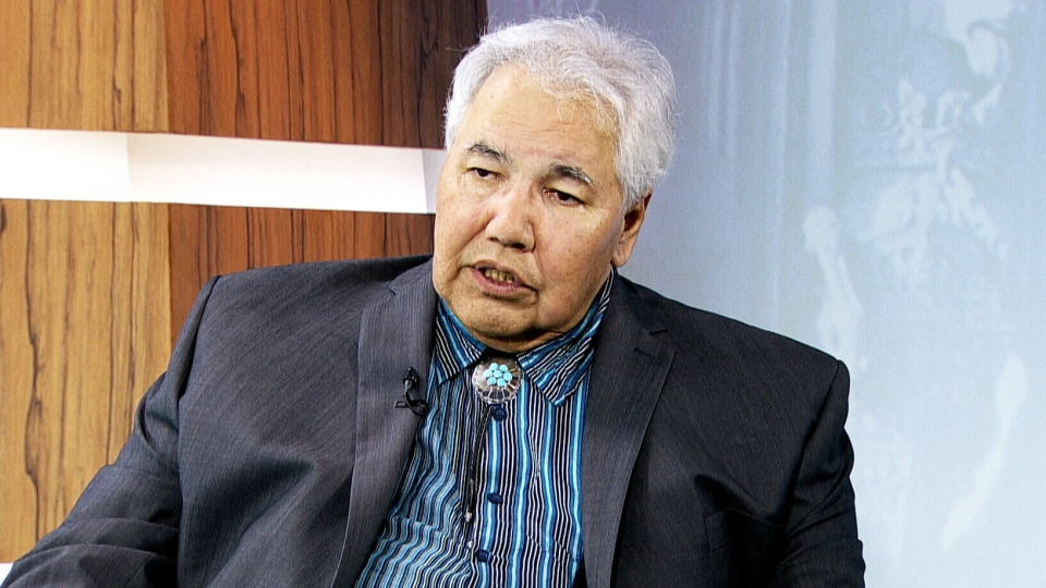 Justice Murray Sinclair, chair of the Truth and Reconciliation Commission, appears on CTV's Question Period May 31, 2015.