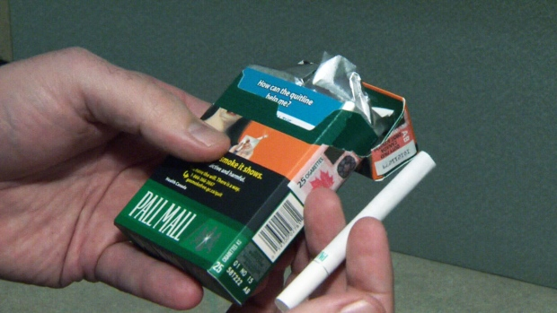 Canada moves ahead with plan to ban menthol-flavoured tobacco products