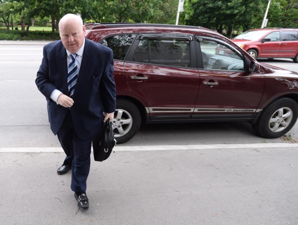 Mike Duffy trial resumes