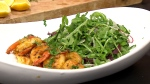 Spring Herb Salad with Lemon and Honey