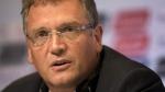 FIFA General Secretary Jerome Valcke in Rio de Janeiro, Brazil, on Aug. 30, 2012. (AP / Felipe Dana)