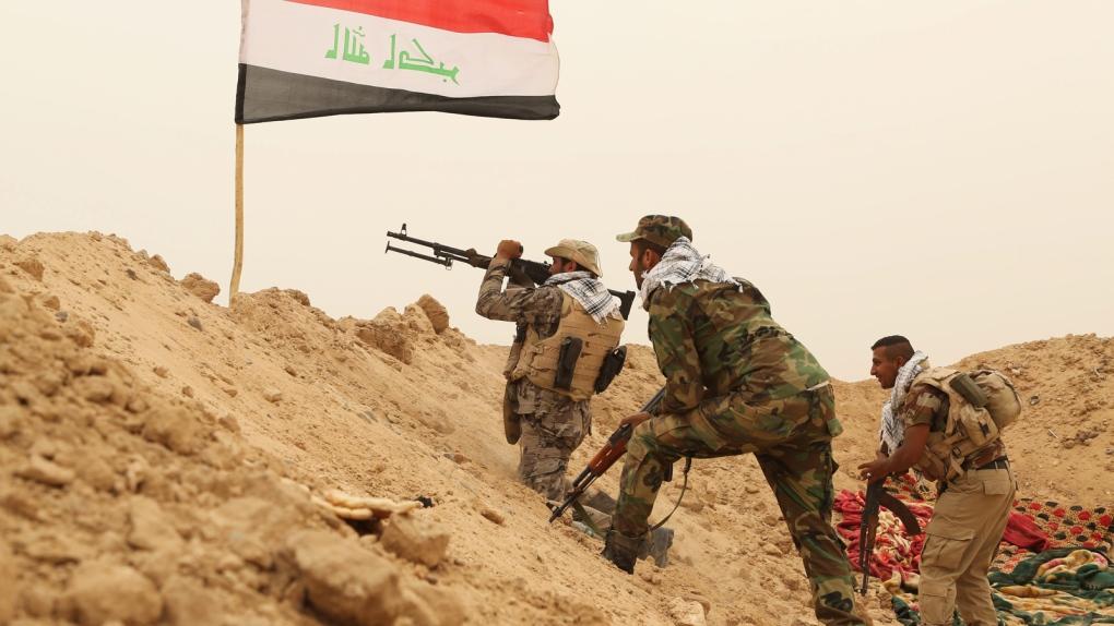 Islamic State group