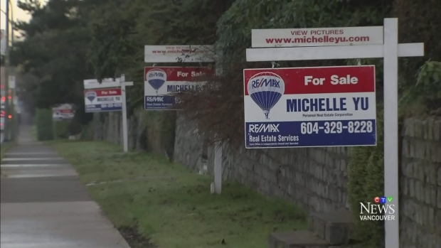 CTV Vancouver: Housing sales continue to rise