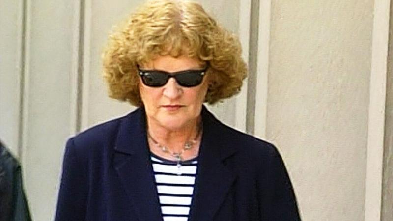 Ruth Burger (file)