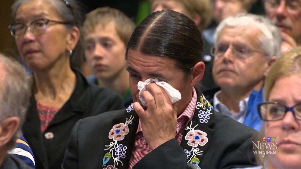 CTV Winnipeg: Emotional responses to report