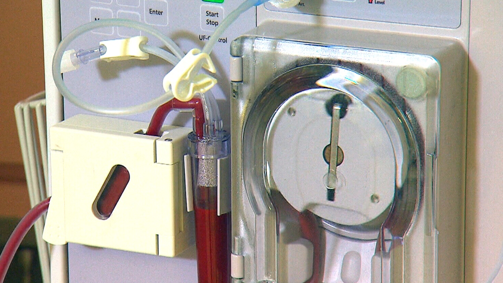 CTV News Channel: Dialysis contamination