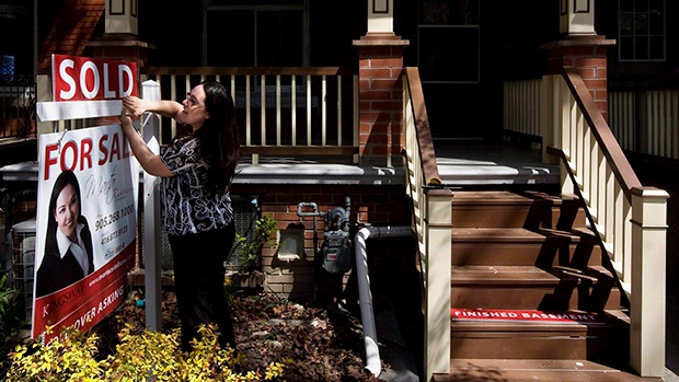 Toronto home prices soar