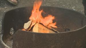 Campfire, bonfire