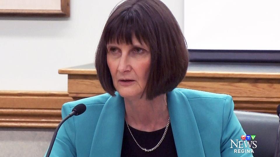 Saskatchewan auditor Judy Ferguson