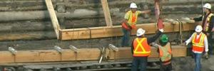 1830s schooner excavated at condo site