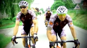 bike ride for Wounded Warriors