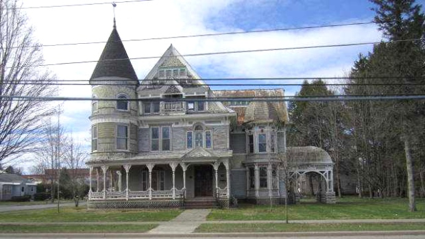Cheap Mansions For Sale In Usa for sale: cheap haunted mansion in upstate new york | lifestyle