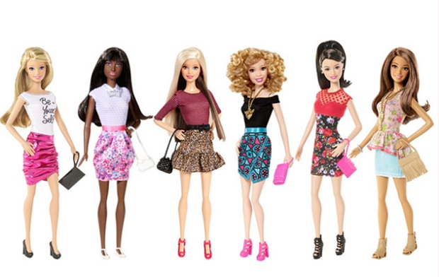 New Fashionista Barbie Dolls Barbie s new Fashionista quot