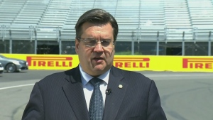 CTV Montreal: Talk of the Town with Denis Coderre