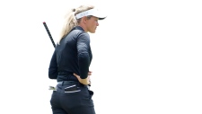 Suzann Pettersen at Manulife LPGA Classic