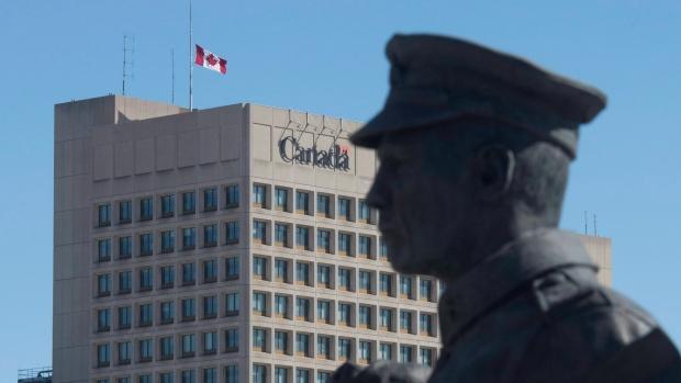 ctvnews.ca - Josh Pringle - 50th anniversary of Royal Canadian Logistics Service today