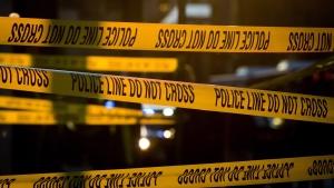 Police tape, crime generic