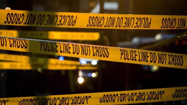 Police tape file