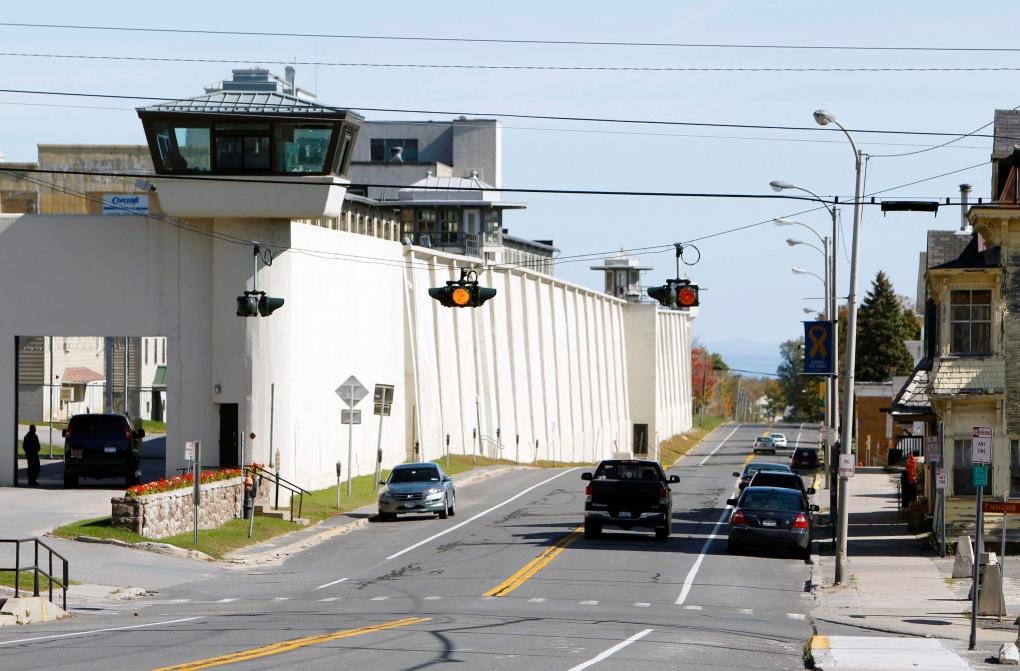 Clinton Correctional Facility in Dannemora, N.Y.