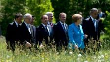 Harper pushes Canada-EU trade pact