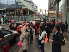 No subway service Toronto on the TTC details live