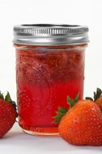 BC strawberry jam