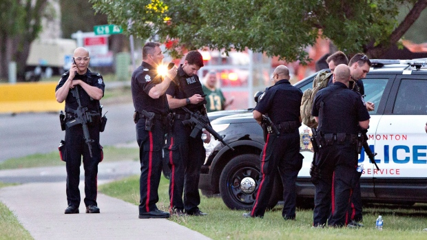 Twitter Users React To Death Of Edmonton Police Officer