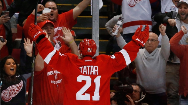 Vegas takes a bit of a gamble with Tatar deal  8ea044d22